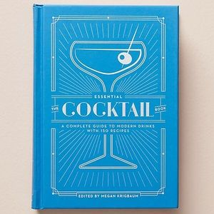 The Essential Cocktail Book Megan Krigbaum